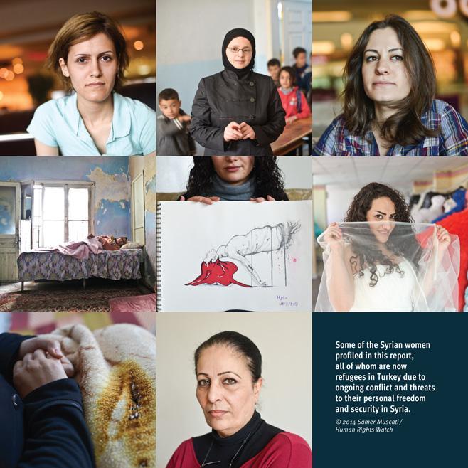 ¿Qué papel juegan las mujeres en Siria?