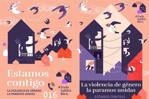 Guía española de actuación para mujeres víctimas de violencia de género