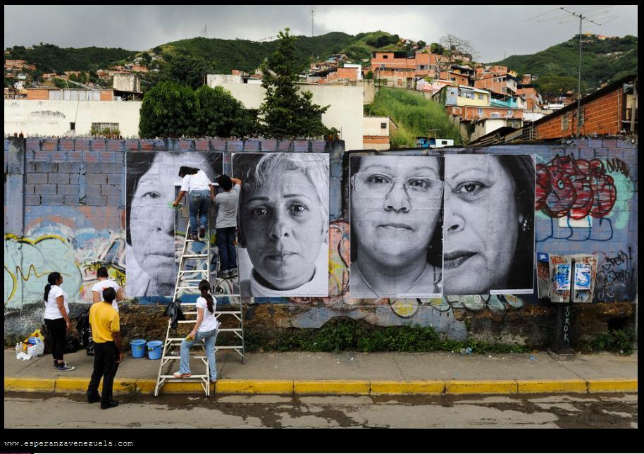 La mujer invisible en Venezuela