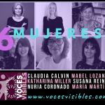 6 voces por el feminismo y la lucha por la igualdad