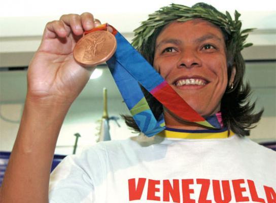 """La mujer venezolana en el deporte: Una participación """"significativa"""""""