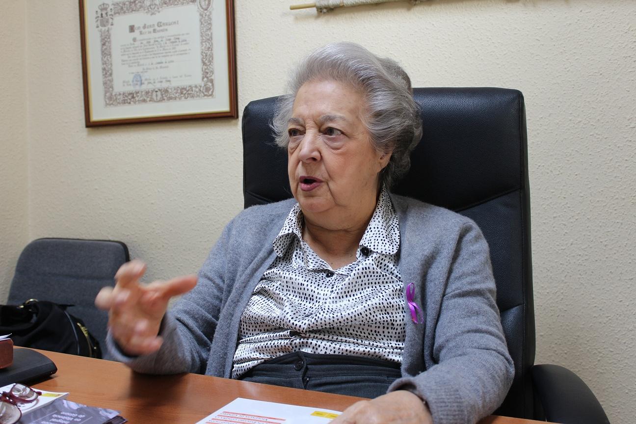 """Ana María Pérez del Campo: """"Hay que informar a las mujeres de sus derechos"""""""