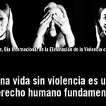 El Día de la «NO» Violencia contra Mujeres y Niñas