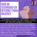 Guía de seguridad en internet para mujeres