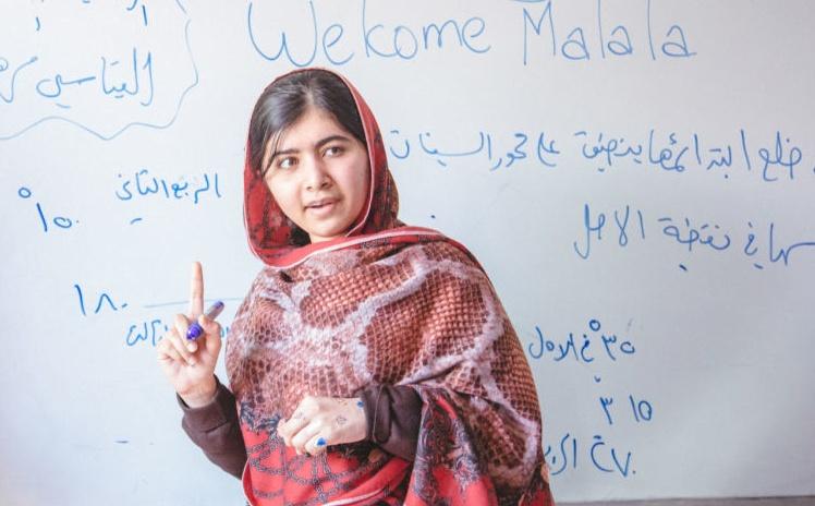 Premio Nobel para Malala Yousafzai