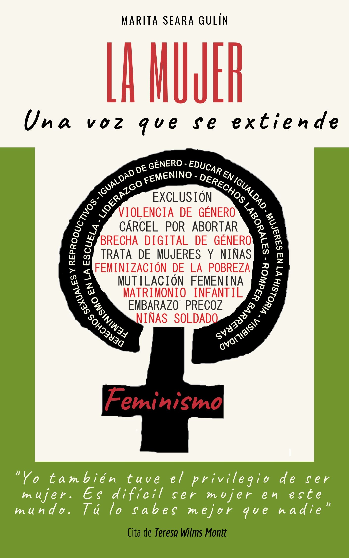 Ya en Amazon: La Mujer, una voz que se extiende