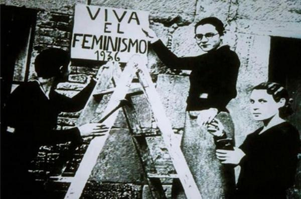 Historia del Feminismo en España